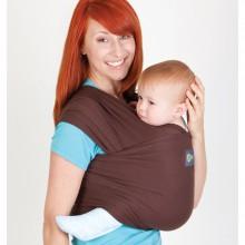Echarpe de portage Boba Wrap chocolat par Boba a461e00908e