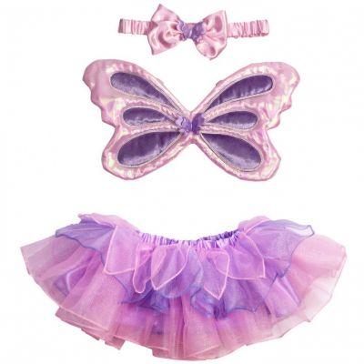 Set de déguisement fée rose (3-18 mois)  par Travis Designs