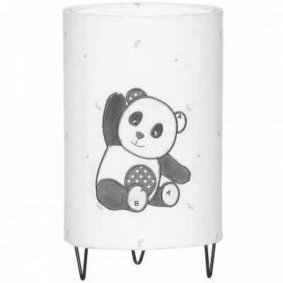 Lampe à poser panda Chao Chao  par Sauthon