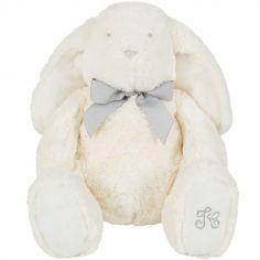 Peluche Constant le lapin blanc (30 cm)
