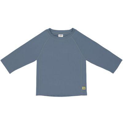Tee-shirt anti-UV manches longues bleu Niagara (6 mois)
