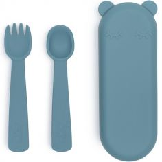Set de 2 couverts blue dusk