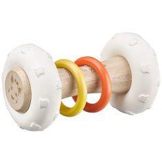 Hochet totem Rubber & Wood
