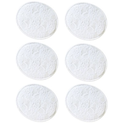 Lot de 6 coussinets lavables avec filet de lavage  par NUK