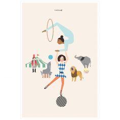 Affiche Circus (60 x 40 cm)
