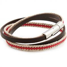 Bracelet Le Marin rouge (acier)