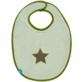 Bavoir éponge Starlight olive - Lässig