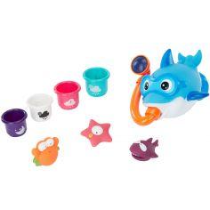 Coffret jouets de bain Rigolo & co (8 pièces)