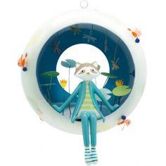 Mobile décoratif Les capsulettes Raton laveur