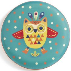 Frisbee hibou Flying Owl