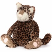 Peluche chat Cat Astrophe BeastsTown (34 cm) - Sigikid