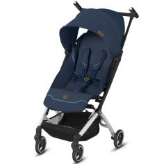 Poussette citadine Pockit+ Night Blue Fashion Edition