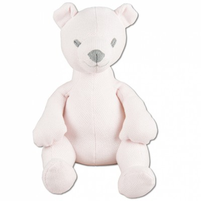 Peluche ourson Classic rose (35 cm) Baby's Only