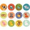 Mémo Les animaux et leurs bébés - Petit Collage