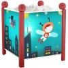 Lanterne magique Ninon Héro rouge - Trousselier