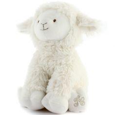 Peluche Edmond le mouton écru (25 cm)