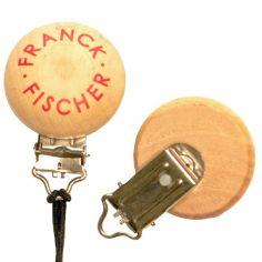 Paire de clips pour chaîne d'activités Franck & Fischer