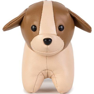 Hochet Adrien le chien Tiny Friends (14 x 5,5 cm) BabyToLove