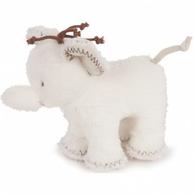 Peluche Ferdinand l'éléphant écru (12 cm) Tartine et Chocolat