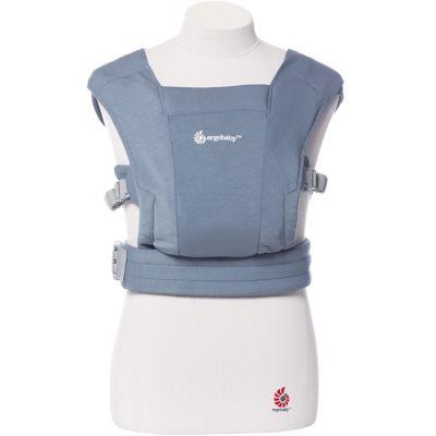 Porte bébé Embrace bleu gris Ergobaby