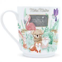 Mug Merci Maître (400 ml)