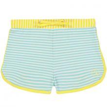 Maillot de bain short anti-UV Screech stripe (3-4 ans)  par KI et LA