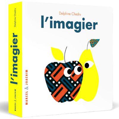 Livre L Imagier Delphine Chedru