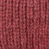 Moufles Fernand tricotées main rhubarbe (3-12 mois : 50 à 68 cm)  par Mamy Factory