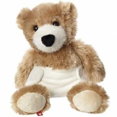 Peluche ours avec couche (30 cm)