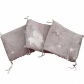 Tour de lit Ourson (pour lits 60 x 120 cm et 70 x 140 cm)  - Doux Nid