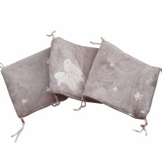 Tour de lit pour bb berceau magique - Tour de lit bebe pour lit 70x140 ...