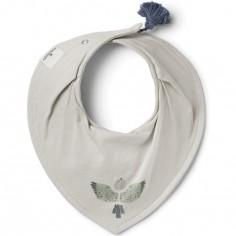 Bavoir bandana Watercolor Wings