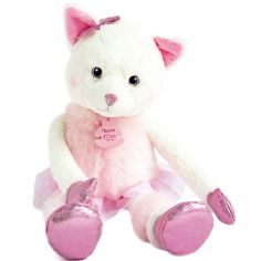 Peluche Misty le chat Happy Family (35 cm)
