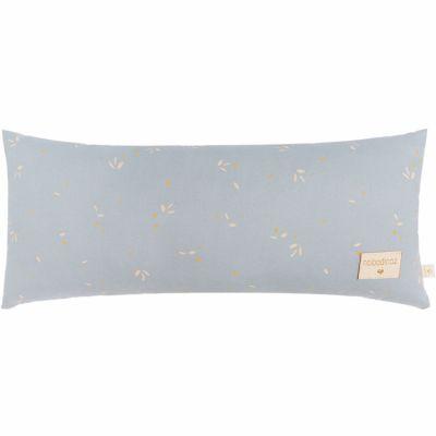 Coussin Hardy Willow Soft Blue (22 x 52 cm)  par Nobodinoz