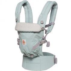 Porte bébé Adapt mint pois