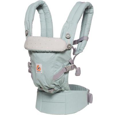 Porte bébé Adapt mint pois Ergobaby
