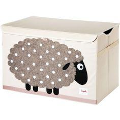 Coffre à jouets caisse de rangement Mouton