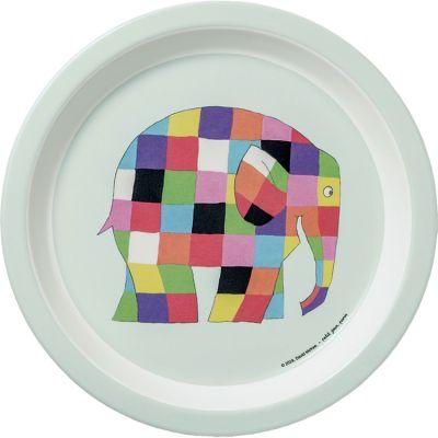 Assiette Elmer (18 cm)  par Petit Jour Paris