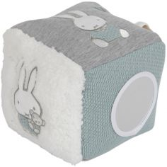 Cube d'activités Miffy vert amande