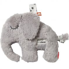 Peluche musicale Elphee l'éléphant