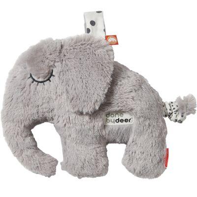 Peluche musicale Elphee l'éléphant  par Done by Deer