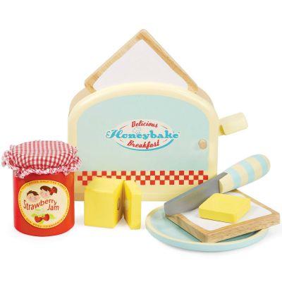 Grille-pain et tartines Honeybake  par Le Toy Van