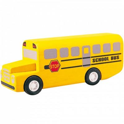Bus scolaire  par Plan Toys
