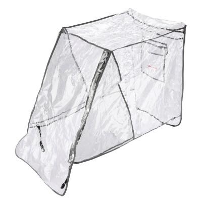 Habillage pluie pour poussette Stroller Rain Cover Diono
