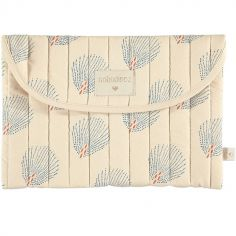 Pochette de change Bagatelle Blue Gatsby Cream
