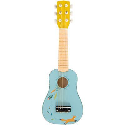 Guitare renard Chaussette Le voyage d'Olga  par Moulin Roty