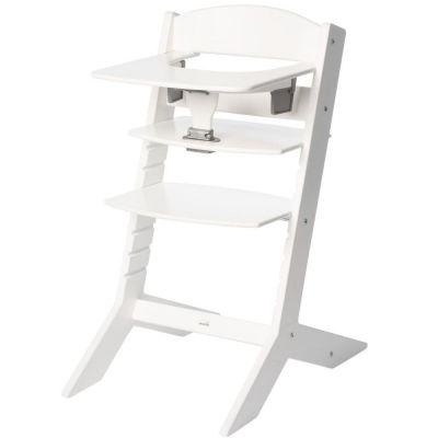 Chaise haute Syt évolutive blanche  par Geuther