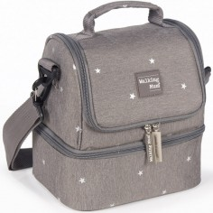 Sac isotherme Gaby gris