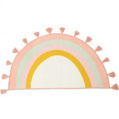 Tapis arc-en-ciel (115 x 65 cm)
