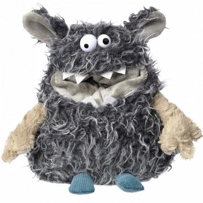 Peluche Sweety monstre gris (19 cm) Sigikid